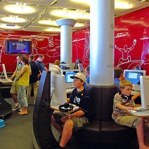 Интернет-кафе Красноуральска