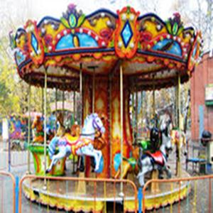 Парки культуры и отдыха Красноуральска