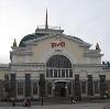 Железнодорожные вокзалы в Красноуральске