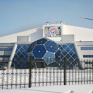 Спортивные комплексы Красноуральска